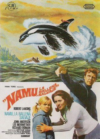 Наму, кит - убийца - Namu, the Killer Whale