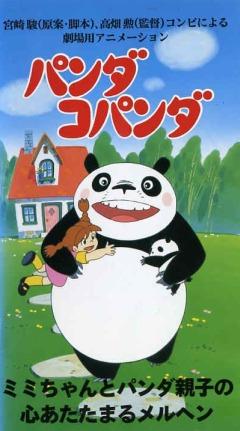 Панда большая и маленькая - Panda! Go, Panda!