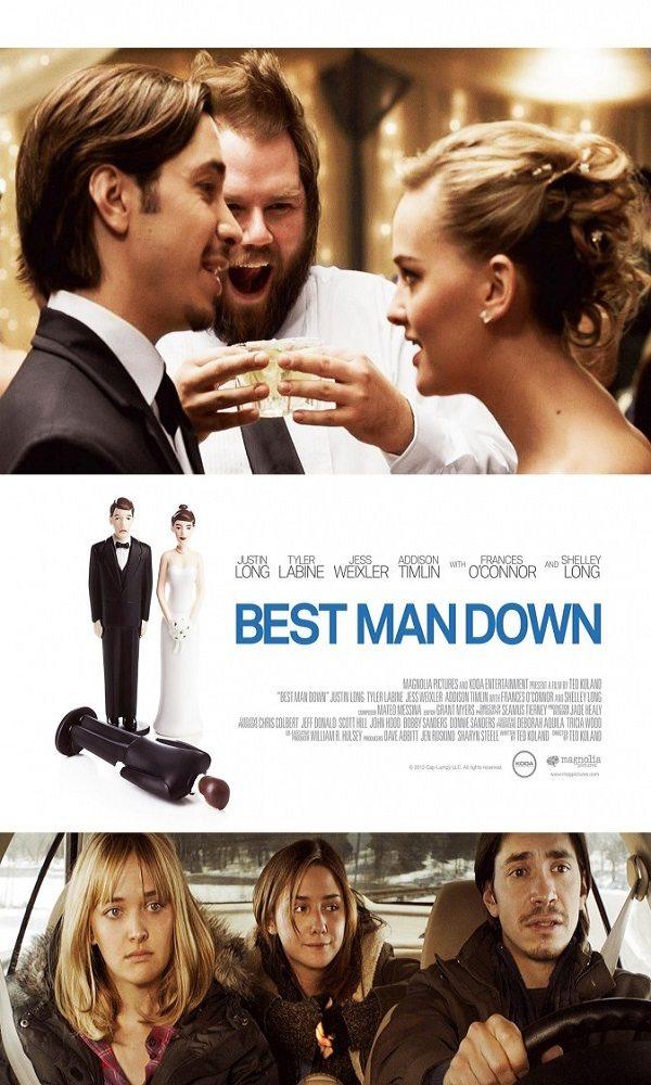Смерть свадебного свидетеля - Best Man Down