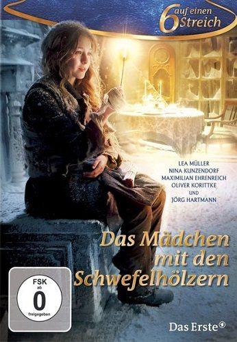 Девочка со спичками - Das MГ¤dchen mit den SchwefelhГ¶lzern