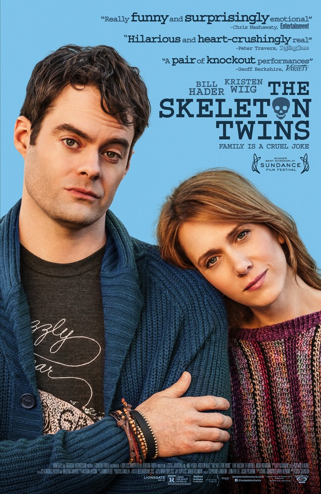 Близнецы - The Skeleton Twins