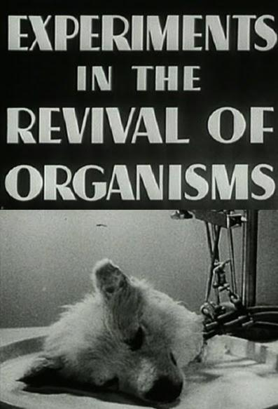 ������������ �� ��������� ���������� - Experiments in the Revival of Organisms