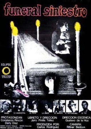 Зловещие похороны - Funeral siniestro