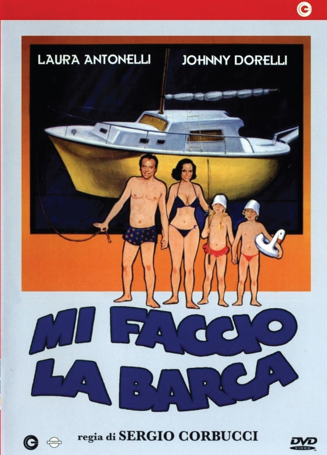 Ты – лицо корабля - Mi faccio la barca