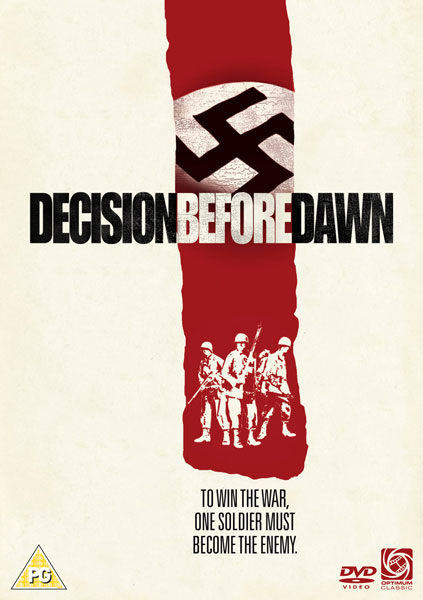 ������� ����� ��������� - Decision Before Dawn
