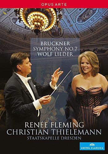 Антон Брукнер: Симфония №7, Хуго Вольф: Песни - Anton Bruckner- Symphony No. 7 & Hugo Wolf- Lieder