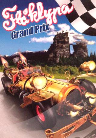 Большие гонки - FlГҐklypa Grand Prix