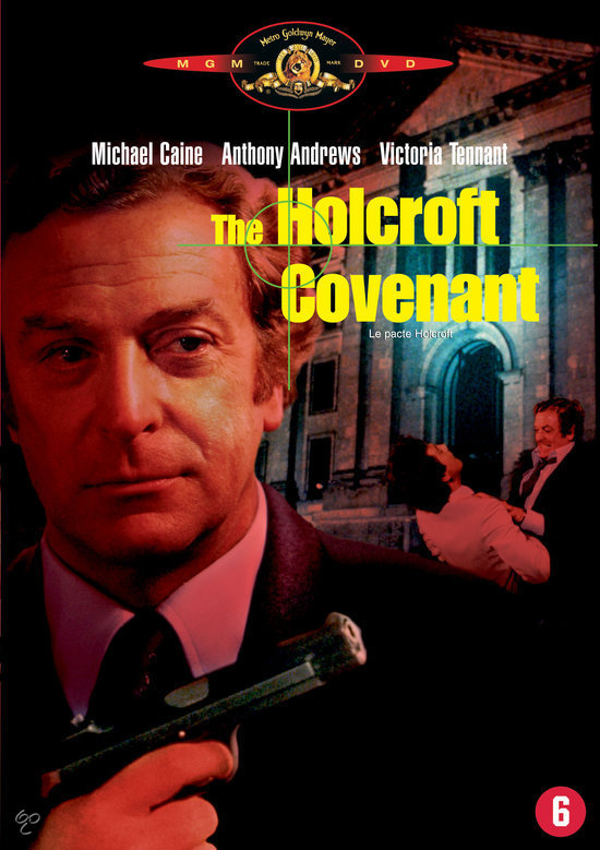 Завещание Холкрофта - The Holcroft Covenant
