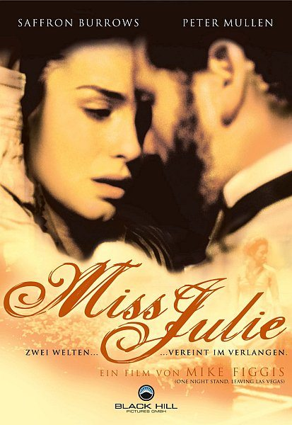 Фрекен Жюли - Miss Julie