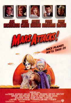 Марс атакует! - Mars Attacks!