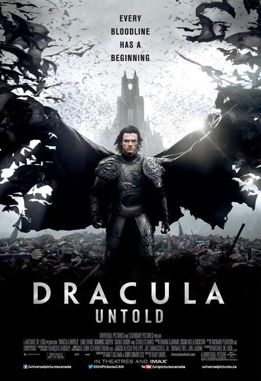 Дракула: Дополнительные материалы - Dracula Untold- Bonuces