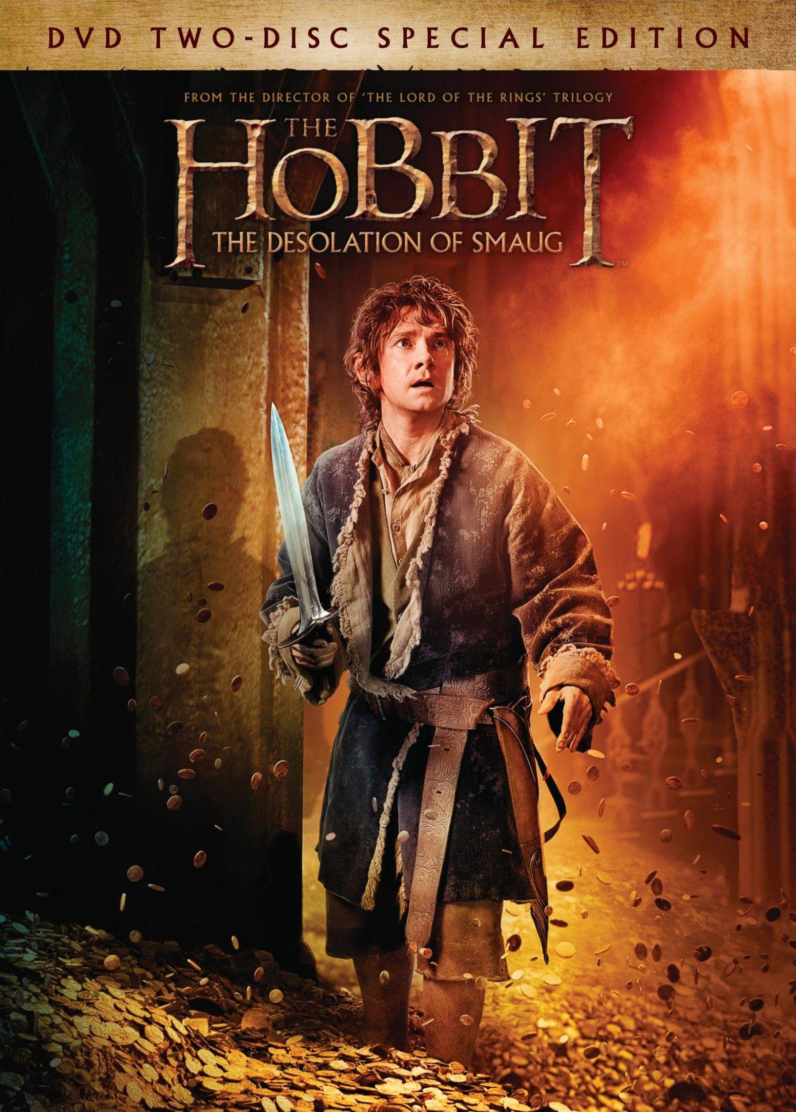 Хоббит: Пустошь Смауга: Дополнительные материалы - The Hobbit- The Desolation of Smaug- Bonuces