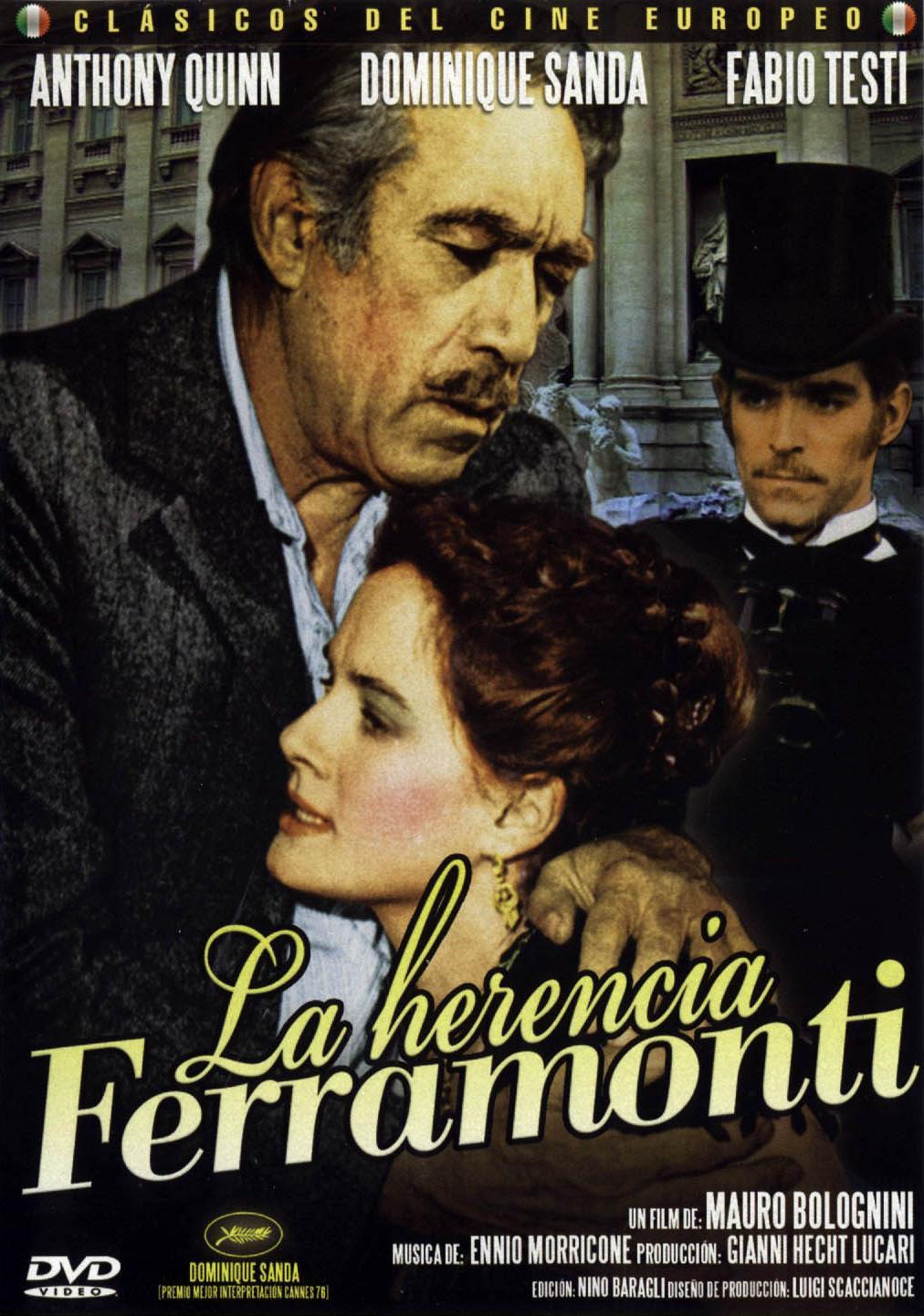 Наследство Феррамонти - L'ereditГ Ferramonti