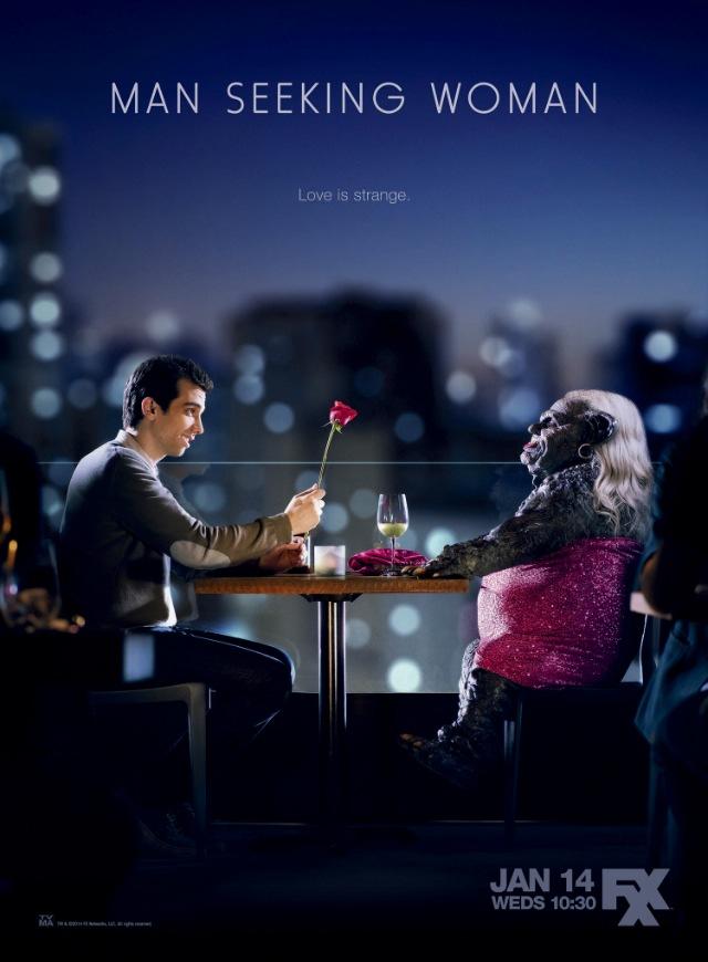 Мужчина ищет женщину - Man Seeking Woman