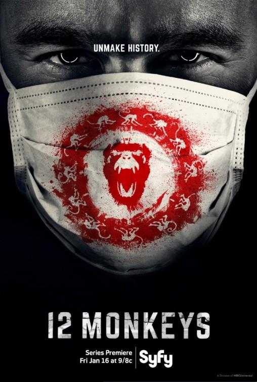 12 обезьян - 12 Monkeys