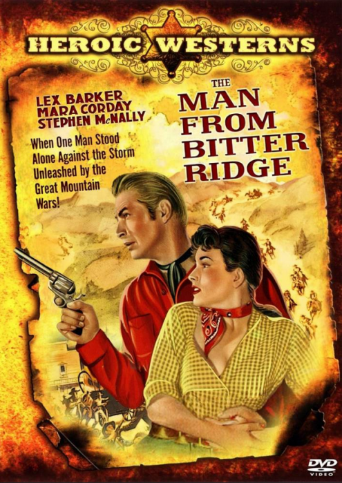 ������� �� ������ ���� - The Man from Bitter Ridge