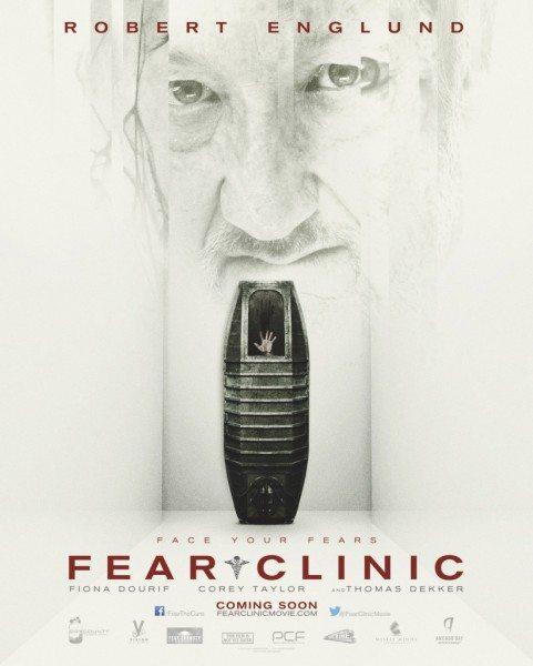 Клиника страха - Fear Clinic