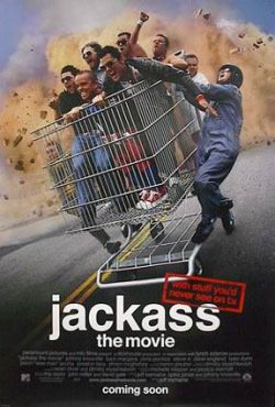 Чудаки - Jackass: The Movie