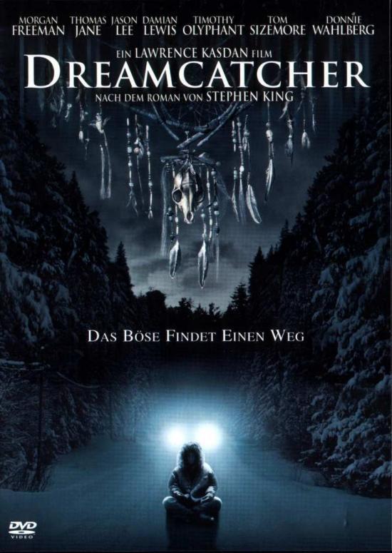 Ловец Снов: дополнительные материалы - Dreamcatcher- Bonuces