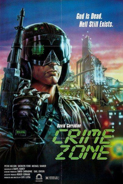 Криминальная зона - Crime Zone