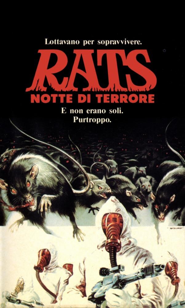 �����: ���� ����� - Rats - Notte di terrore