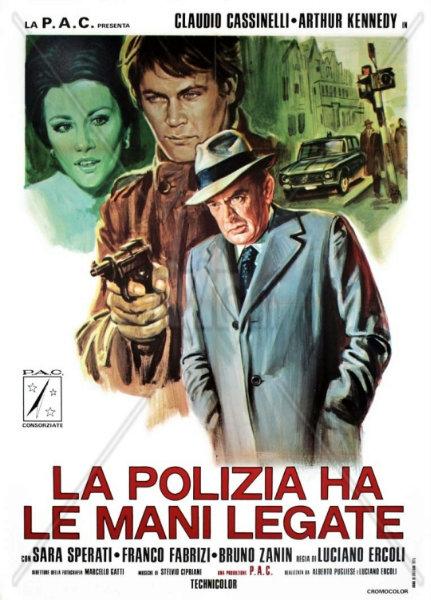 Полиция в замешательстве - La Polizia Ha Le Mani Legate