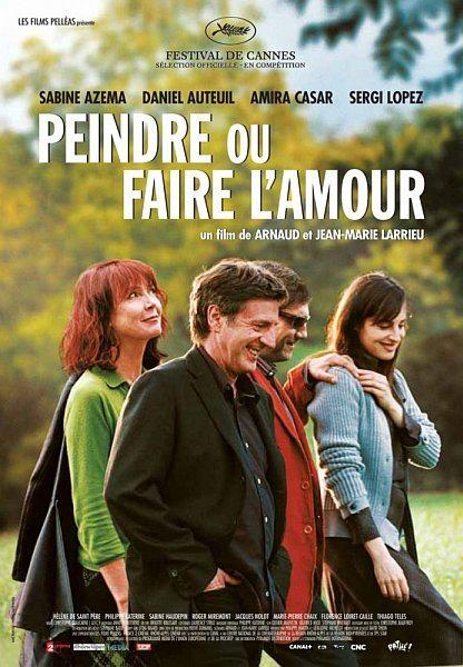 Рисуй или занимайся любовью - Peindre ou faire l'amour