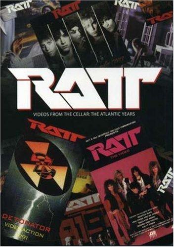 Ratt - Videos From the Cellar