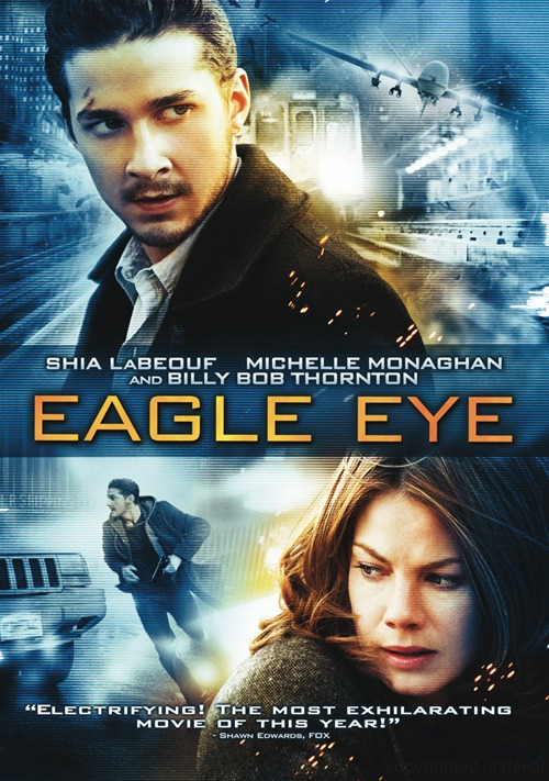 На Крючке: дополнительные материалы - Eagle Eye- Bonuces