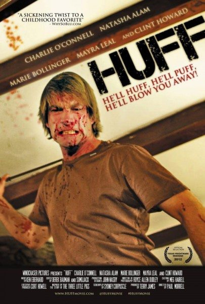 Вспышка гнева - Huff