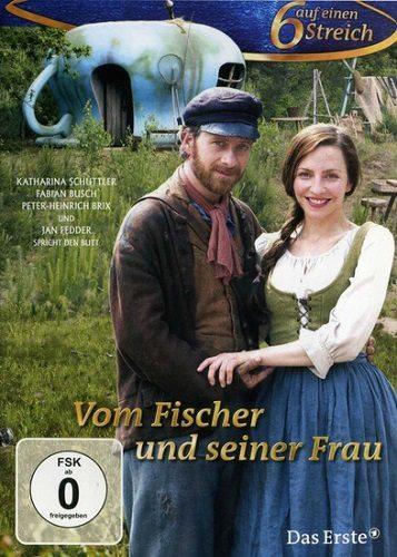 О рыбаке и его жене - Vom Fischer und seiner Frau