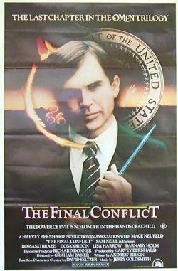 Омен III: Последний конфликт - The Final Conflict