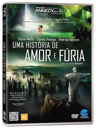 Рио 2096: Любовь и ярость - Uma HistГіria de Amor e FГєria