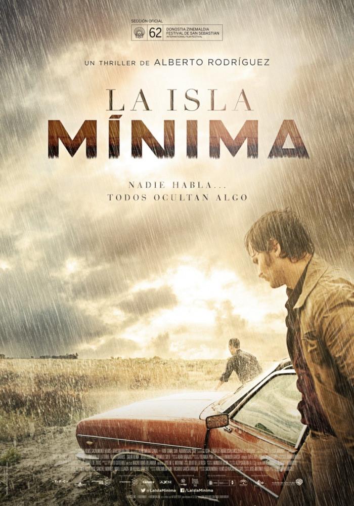 Миниатюрный остров - La Isla Minima