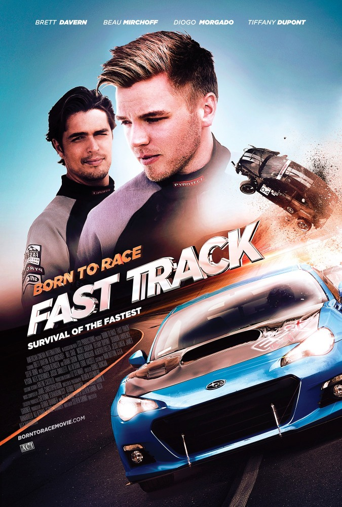 ����������� ������-2 - Born to Race- Fast Track
