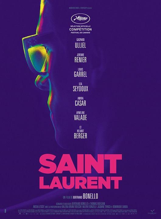 Сен-Лоран. Стиль – это я - Saint Laurent