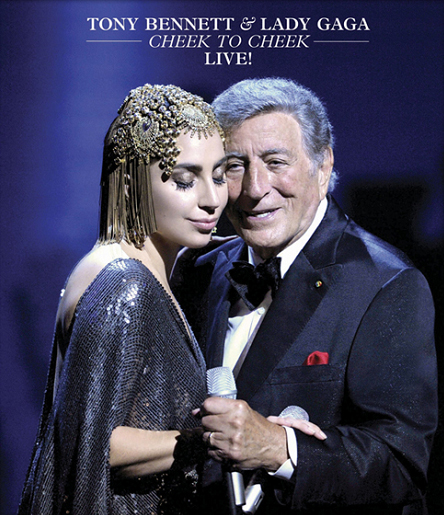 Tony Bennett & Lady Gaga: Cheek To Cheek – Live!