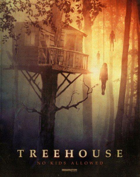 Домик на дереве - Treehouse