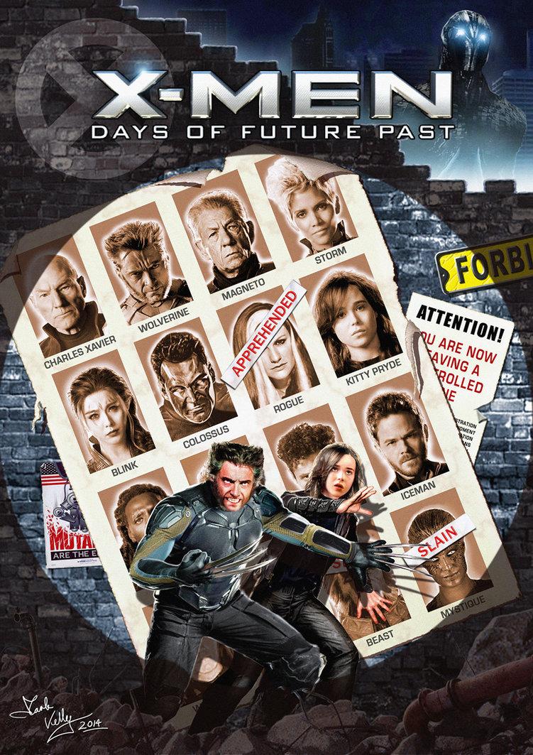 Люди Икс: Дни Минувшего Будущего: Дополнительные материалы - X-Men- Days of Future Past- Bonuces
