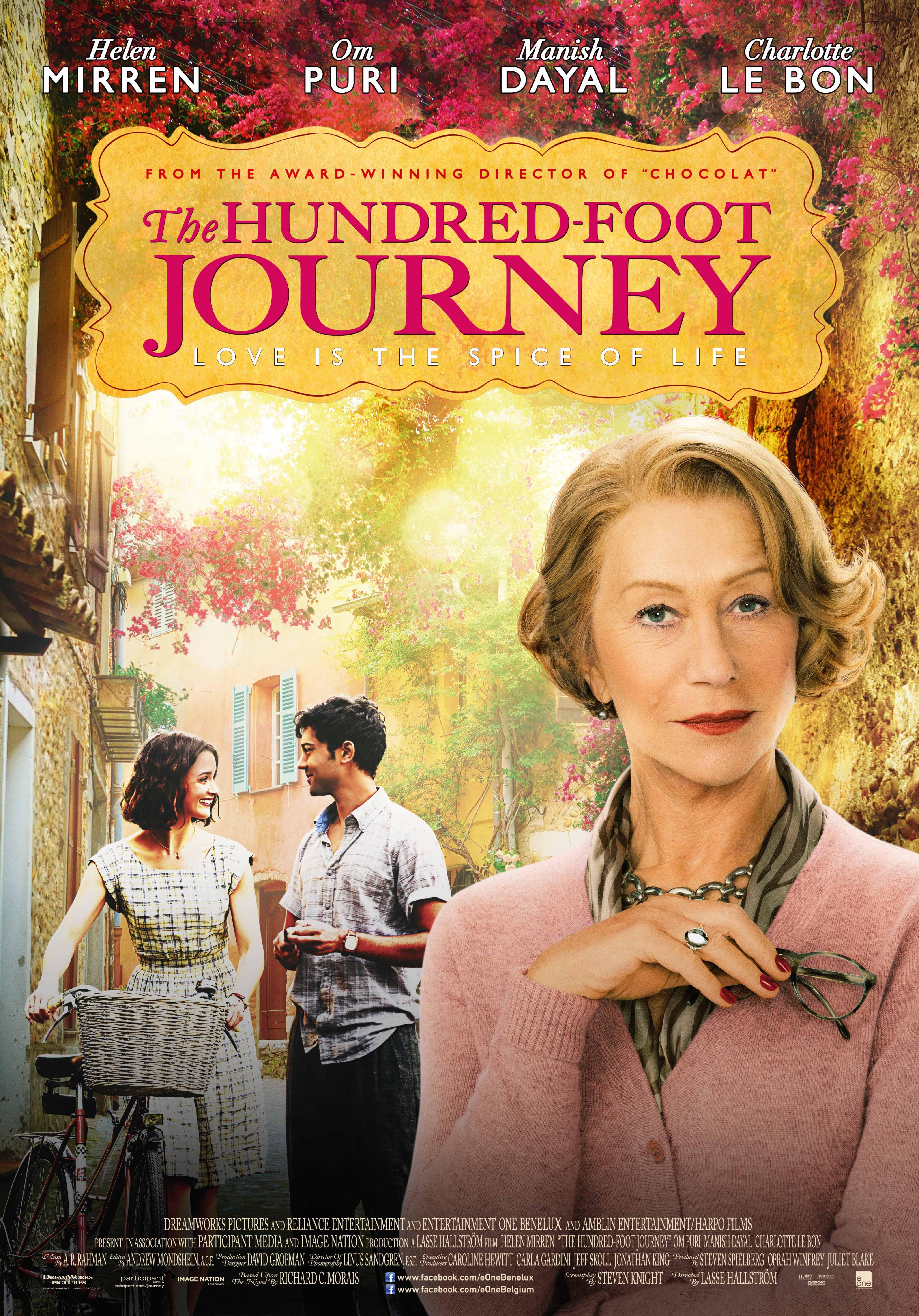 �������� � �������: �������������� ��������� - The Hundred-Foot Journey- bonuces