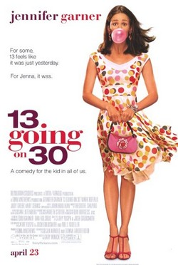 �� 13 � 30 - 3 Going on 30