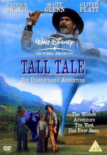 Легенды дикого запада - Tall Tale