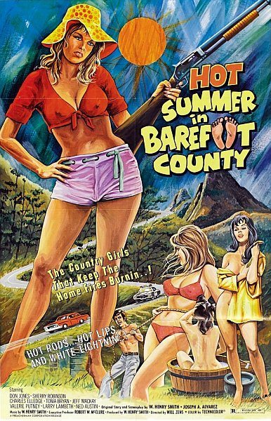 ������ ���� � ������ ������ - Hot Summer in Barefoot County