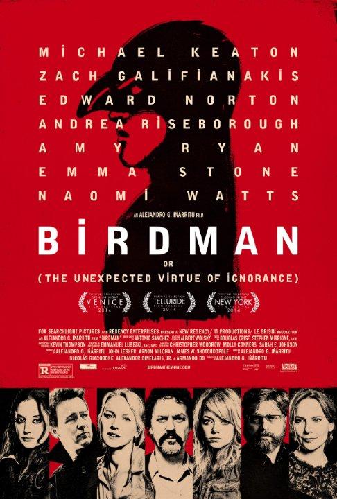 Бёрдмэн: дополнительные материалы - Birdman- Bonuces