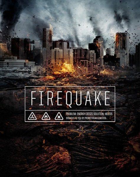 Огненная дрожь - Firequake