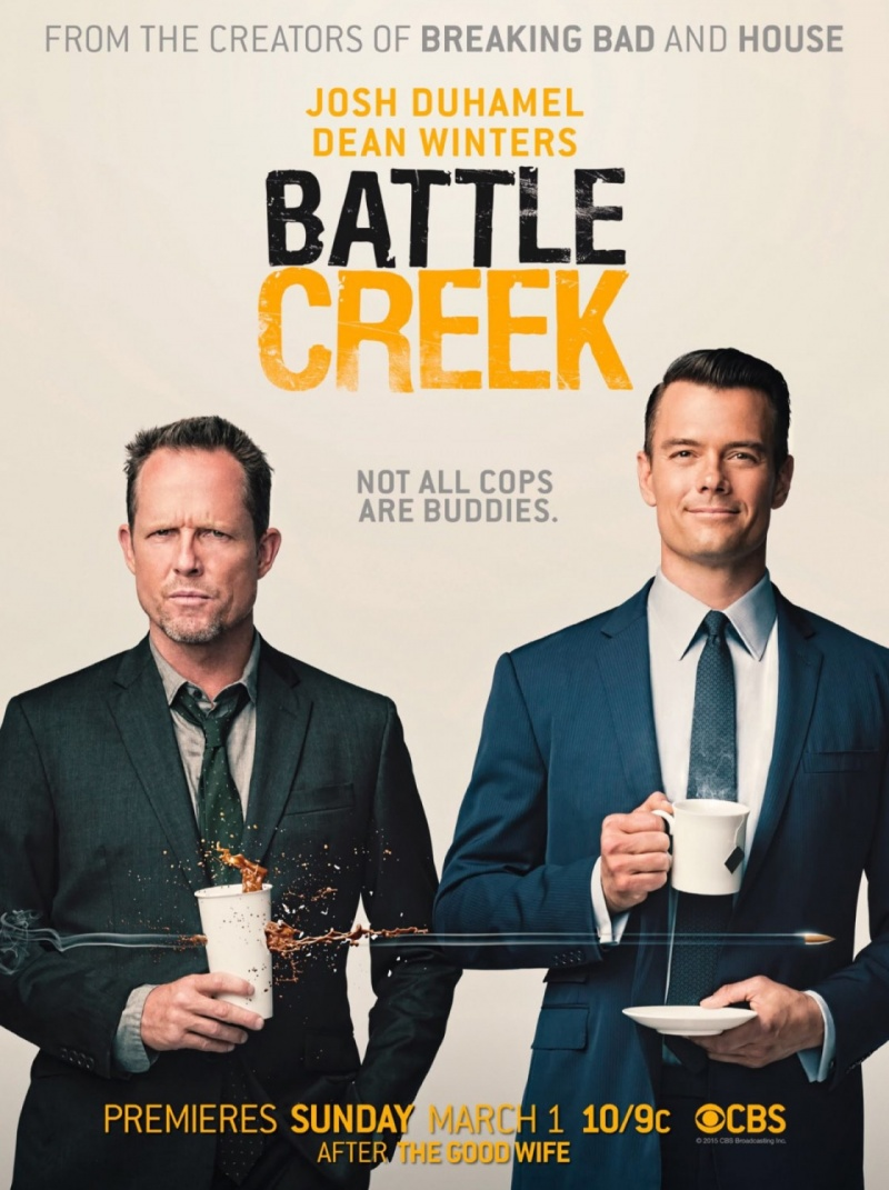 Батл Крик - Battle Creek