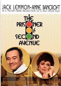 Пленник Второй авеню - The Prisoner of Second Avenue
