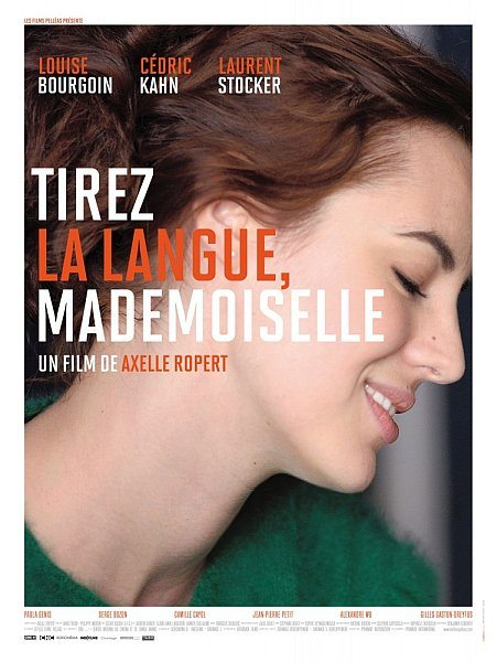 Держите язык за зубами, мадемуазель - Tirez la langue, mademoiselle