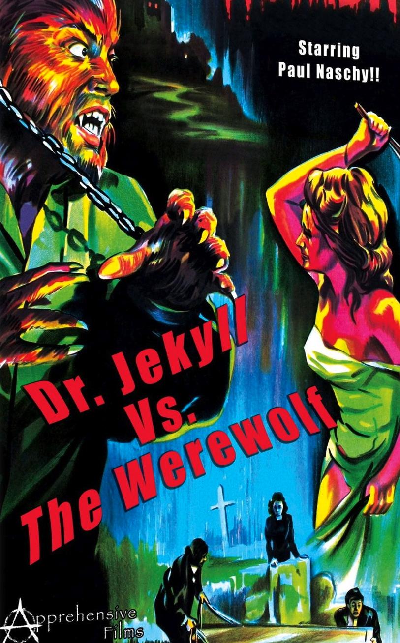 Доктор Джекилл против Человека-Волка - Doctor Jekyll y el Hombre Lobo
