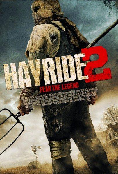 Поездка на возу 2 - Hayride 2